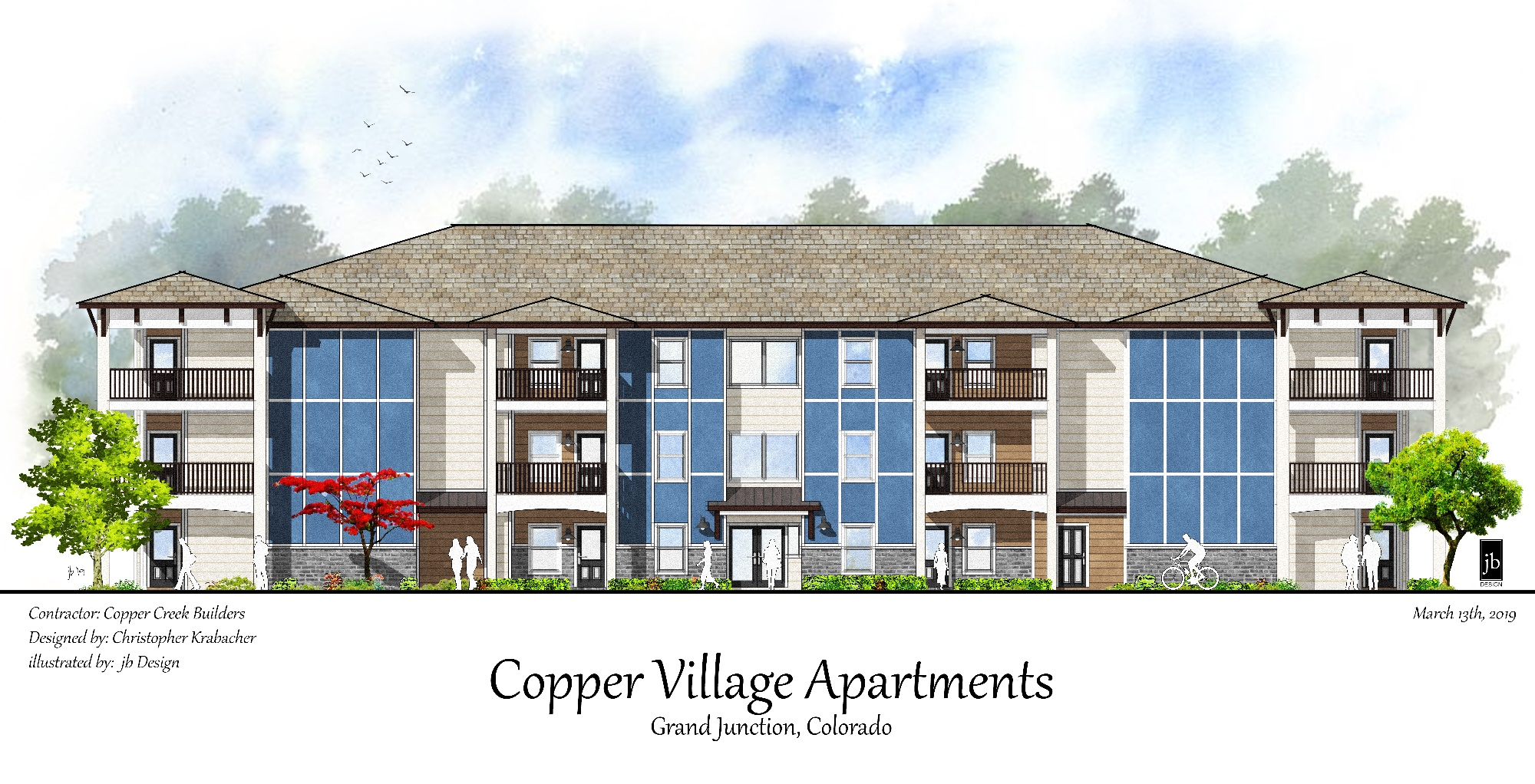 Copper Village Apartments for rent in Grand Junction