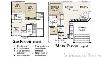 Dahlia Floor Plan -340x200