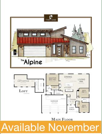 The Alpine Available November