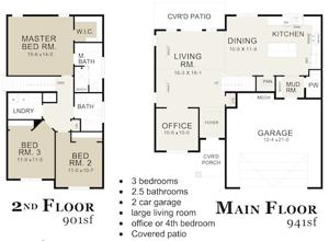 The Alder Floorplan