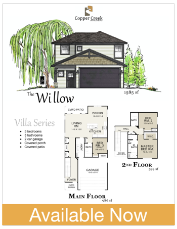 Willow Available Now