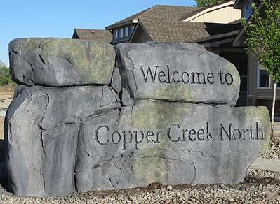 Welcome to Copper Creek North a new home community in Grand Junction